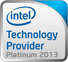 Intel® Technology Provider -  Platinum Partner