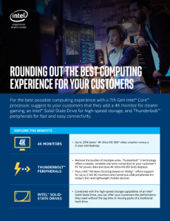 Best Computing Experience for 7th Gen Intel® Core™ Processor