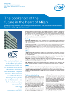 Rizzoli: The Bookshop of the Future in the Heart of Milan