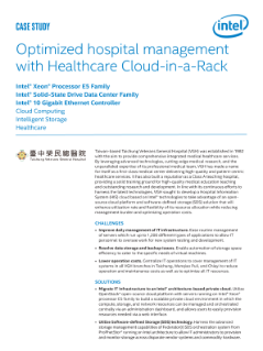 Optimized Hospital Management with Healthcare Cloud-in-a-Rack