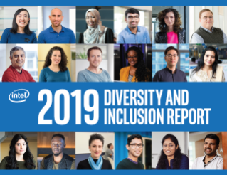 2019 Annual Intel Diversity and Inclusion Report