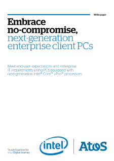 Enterprise PCs for Enhanced Client Experience