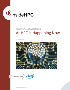 Planning for the Convergence of AI and HPC
