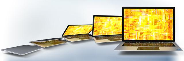 Ultrabook is ready when you are.