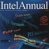 1992 Intel annual report