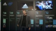 adidas Virtual Footwear Wall* Increases Sales